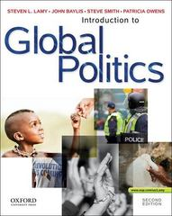 Introduction to Global Politics 2nd edition 9780199934072 019993407X