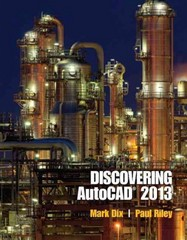 Discovering AutoCAD 2013 1st Edition 9780132958561 0132958562