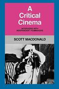 A Critical Cinema 0 9780520058019 0520058011