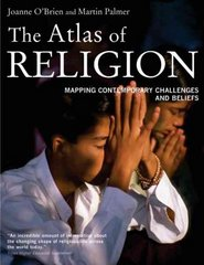 The Atlas of Religion 2nd edition 9780520249172 0520249178