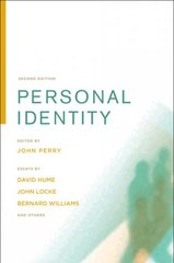 Personal Identity 2nd edition 9780520256422 0520256425