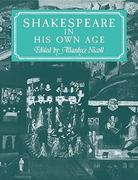 Shakespeare in His Own Age 0 9780521291293 0521291291