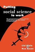 Putting Social Science to Work 0 9780521378482 0521378486
