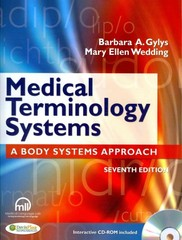 Medical Terminology Systems (w/TermPlus 3.0) 7th Edition 9780803635753 0803635753