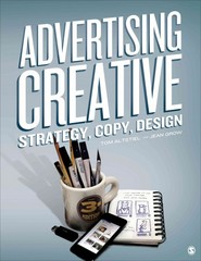 Advertising Creative 3rd Edition 9781452203638 1452203636