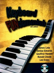 Keyboard Fundamentals 6th Edition 9781609041175 1609041178