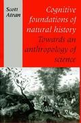 Cognitive Foundations of Natural History 0 9780521438711 0521438713