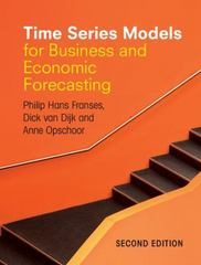 Time Series Models for Business and Economic Forecasting 2nd Edition 9780521520911 0521520916