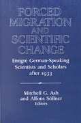 Forced Migration and Scientific Change 0 9780521522786 0521522781