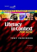 Literacy in Context for GCSE 0 9780521530767 0521530768