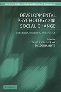 Developmental Psychology and Social Change 0 9780521826181 0521826187
