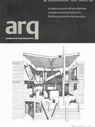 Architectural Research Quarterly 0 9780521537674 0521537673