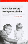 Interaction and the Development of Mind 0 9780521022668 0521022665