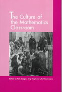 The Culture of the Mathematics Classroom 0 9780521577984 0521577985