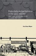 Productivity and Performance in the Paper Industry 0 9780521581974 0521581974