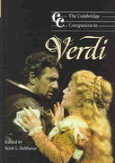 The Cambridge Companion to Verdi 0 9780521635356 0521635357