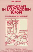 Witchcraft in Early Modern Europe 0 9780521638753 0521638755