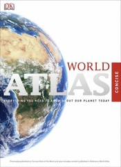 Concise World Atlas (Sixth Edition) 6th Edition 9781465402271 1465402276