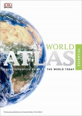 Essential World Atlas 8th Edition 9781465402288 1465402284
