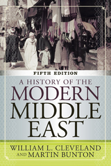 A History of the Modern Middle East 5th edition 9780813348339 0813348331