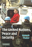The United Nations, Peace and Security 1st edition 9780521671255 0521671256