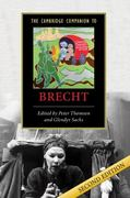 The Cambridge Companion to Brecht 2nd edition 9780521673846 0521673844