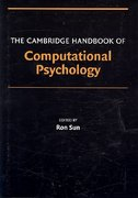 The Cambridge Handbook of Computational Psychology 1st edition 9780521674102 0521674107