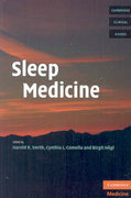 Sleep Medicine 1st edition 9780521699570 0521699576