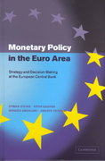 Monetary Policy in the Euro Area 0 9780521788885 0521788889