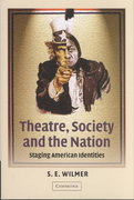 Theatre, Society and the Nation 1st Edition 9780521050883 052105088X