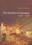 The Dynasty of Chernigov, 1146-1246 1st edition 9780521039819 0521039819