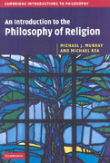 An Introduction to the Philosophy of Religion 1st Edition 9780521619554 0521619556