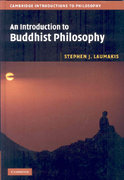 An Introduction to Buddhist Philosophy 1st Edition 9780521670081 052167008X