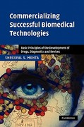 Commercializing Successful Biomedical Technologies 1st Edition 9780521205856 0521205859