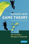 Insights into Game Theory 1st edition 9780521874229 052187422X