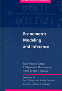 Econometric Modeling and Inference 0 9780521700061 052170006X