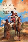 Literature and Heresy in the Age of Chaucer 1st edition 9780521887915 0521887917