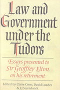 Law and Government under the Tudors 0 9780521893633 0521893631