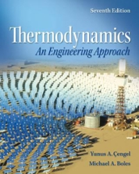 Loose Leaf Version for Thermodynamics: An Engineering Approach 7E 7th edition 9780077753023 007775302X