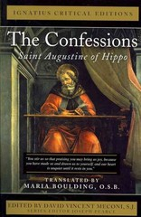 The Confessions 1st Edition 9781586176839 1586176838