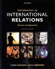 Introduction to International Relations 5th Edition 9780199694747 0199694745