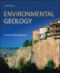 Environmental Geology 10th Edition 9780073524115 0073524115