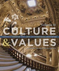 Culture and Values 8th Edition 9781285674780 1285674782