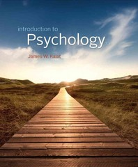 Introduction to Psychology 10th Edition 9781133956600 1133956602