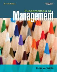 Fundamentals of Management 7th Edition 9781133627494 1133627498