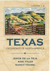 Texas Crossroads of North America 2nd Edition 9781133947387 1133947387