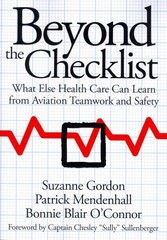 Beyond the Checklist 1st edition 9780801478291 0801478294