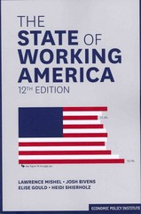 State Working Amer 12th Edition 9780801478550 0801478553
