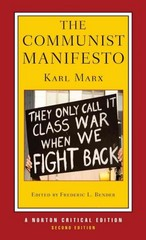 The Communist Manifesto 2nd Edition 9780393935608 0393935604