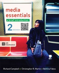 Media Essentials 2nd Edition 9781457601088 1457601087